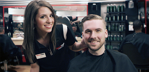 Sport Clips Haircuts of Memorial  Haircuts